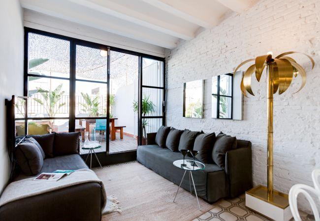 Apartamento en Barcelona - PENTHOUSE APARTMENT