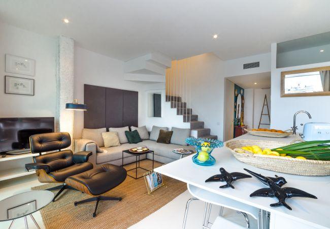 Apartamento en Barcelona - PENTHOUSE DUPLEX 1