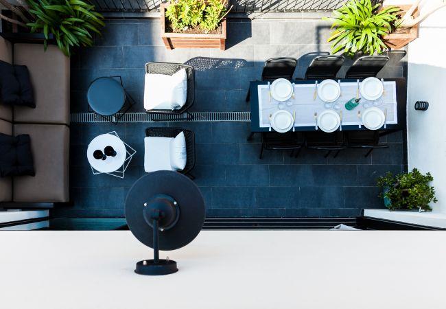Apartamento en Barcelona - CASA FLORIDA PENTHOUSE DUPLEX II
