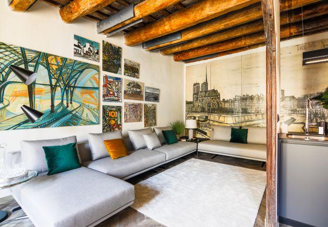 Apartamento en Barcelona - ATICO CARME