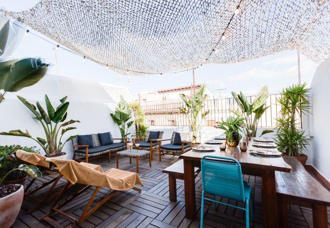 Appartement à Barcelona - PENTHOUSE APARTMENT