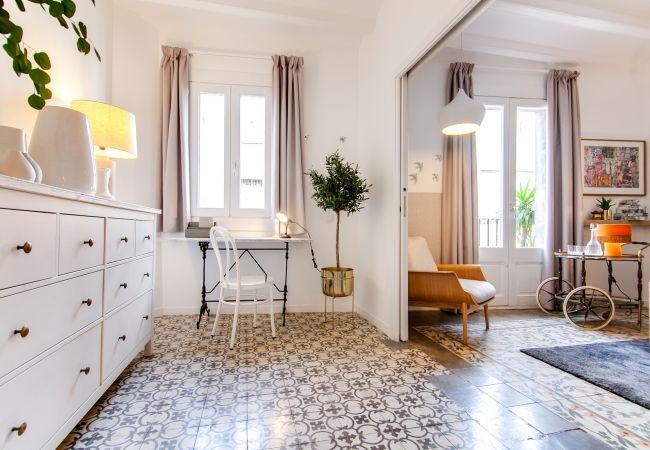 Apartment in Barcelona -  4 BEDROOM APARTMENT P