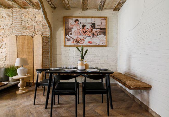 Apartment in Barcelona - CASA CARME SEGUNDO